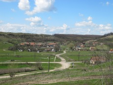 Vedere sat / Village view